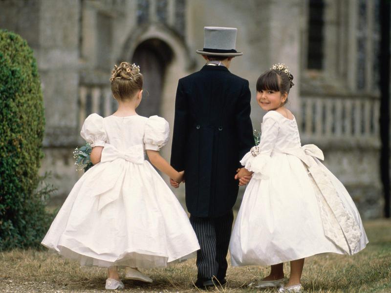 свадебные наказы