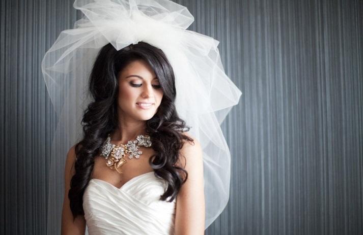как правильно подобрать фату на свадьбу