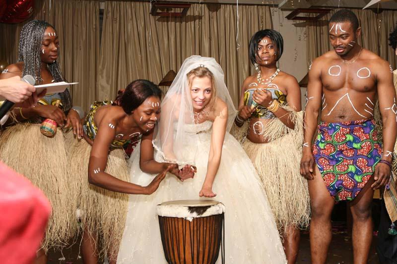 Свадебные традиции со всего мира